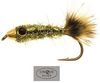 FL-00131 Pellet Fish Olive/Black #6