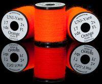 UNI YARN Fluo.Orange.FB-012182