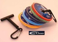 """T"" Tippet holder"